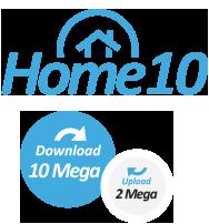Profilo utenza privata Wadsl Home 10 MB